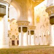 Beautiful Mosque - Stockfoto