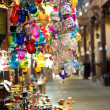 Oriental lanterns Shop — Stock Photo #12095762