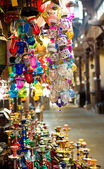 Oriental lanterns Shop — Stock Photo