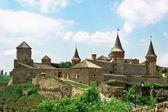 Ancient castle — Stock Photo
