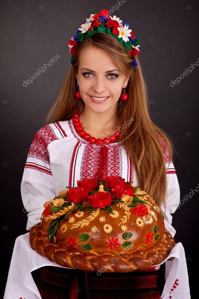 Русские и украинские девушки 20 фотография