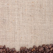 Brown roasted coffee beans. — Stock Photo #11123118
