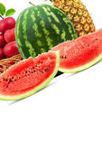 Colorful healthy fresh fruit — Stock Photo