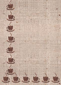 Taza de café — Foto de Stock