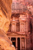 Petra in Jordan — Stock Photo