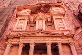 Petra en jordania — Foto de Stock