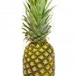 Single pineapple isolated on white — Stock Photo #11881372