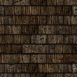 Wooden tile seamless background. — Foto Stock