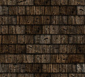 Wooden tile seamless background. — Stock Photo