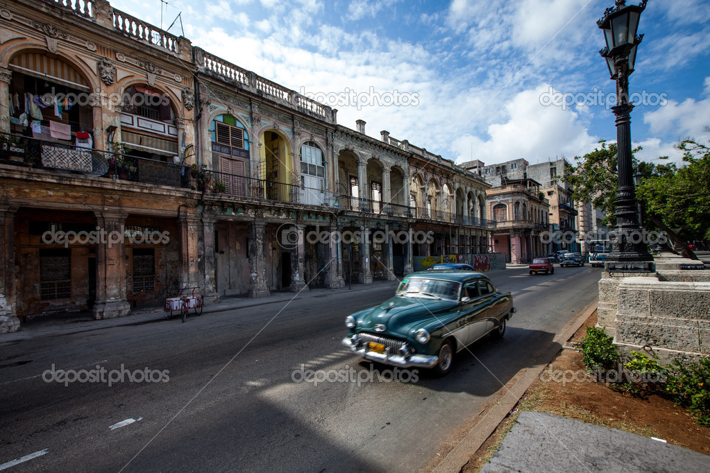 Havana, Cuba - on June, 7th. Havana city, 7th 2011.  Stock Photo #11042852
