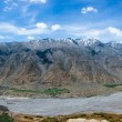 Stock Photo: Spiti Valley panorama