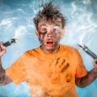 Electric Shock — Stock Photo #11796181