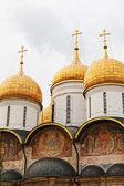 Cattedrale di archangel nel cremlino, — Foto Stock