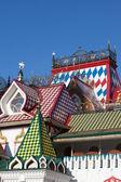 Beautiful kremlin in Izmailovo, Moscow, Russia — Stockfoto