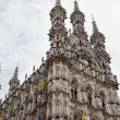 Gothic Town Hall in Leuven, Belgium. — Stock Photo #11968006