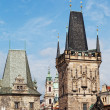 Stare Mesto (Old Town) view, Prague, Czech Republic — 图库照片 #11968254