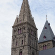 Stock Photo: St Bavon Cathedral Ghent, Belgium, ascent to heaven