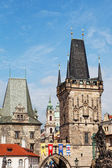 Stare Mesto (Old Town) view, Prague, Czech Republic — Stock Photo