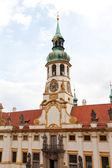 Prague pilgrim place Loreta, Czech Republic — Stock Photo