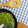 Green Peas — Stock Photo #10843781