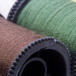 Macro of Thread - Stock Photo