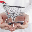 Shopping Cart - 图库照片