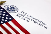 U.S. Department of Homeland Security Logo — Foto de Stock