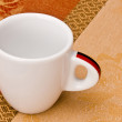 White Cup — Stock Photo