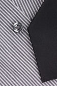 Black Button — Foto de Stock