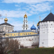 The Trinity monastery in Sergiev Posad, Russia — Stock Photo