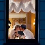 kilka restauracji — Zdjęcie stockowe