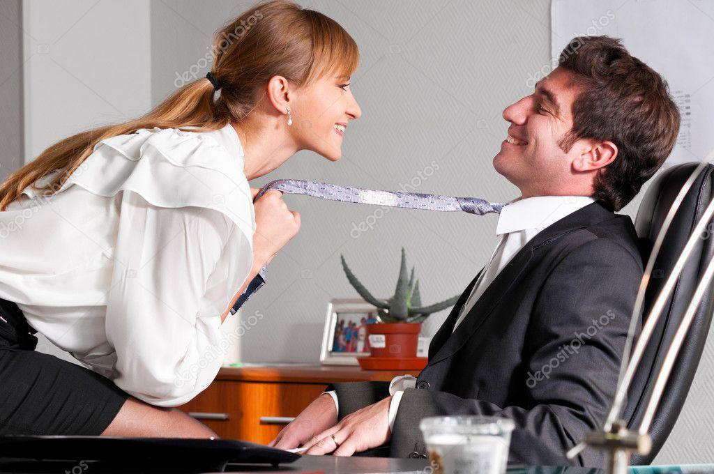 6 Ways To Create Sexual Tension At Work - brazencom