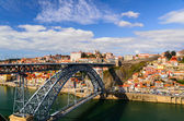 Dom Luis I bridge — Foto Stock