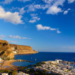 Puerto de Mogan bay — Stock Photo #11581580