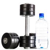 Sport nutrition — Stock Photo