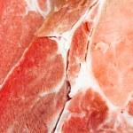 Uncooked pork chops — Stock Photo