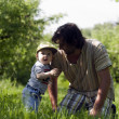 Father Day (Daddy's Day) — Stock Photo #10819192