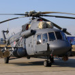 Stock Photo: Mi-8 helicopter