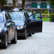 Taxi cars — Stock Photo #10841872