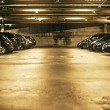 Underground parking — Stock Photo #10841881
