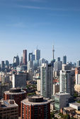 Toronto downtown, Canada — Stockfoto