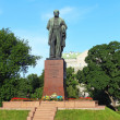Taras Shevchenko monument, Kyiv, Ukraine - Stock Photo