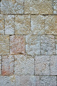 Stone tiles wall — Stock Photo
