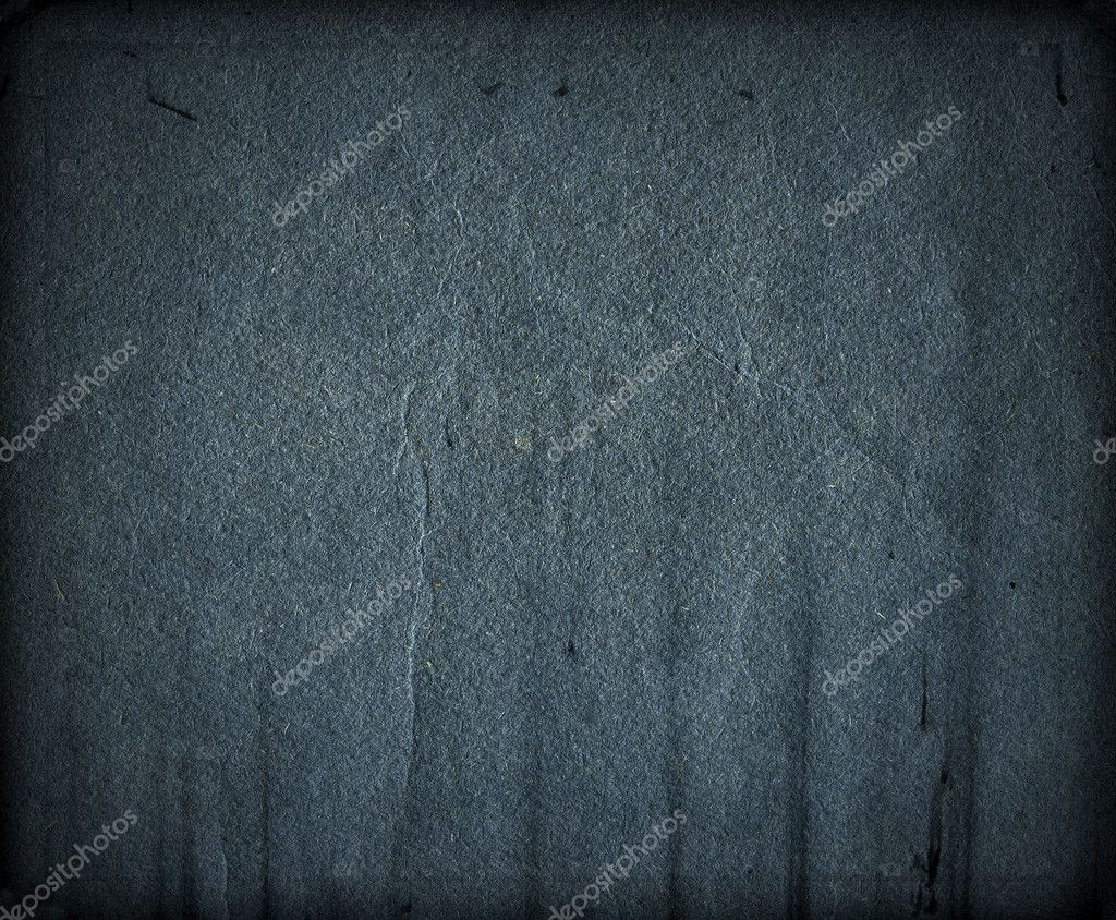 Vintage textured grainy recycled retro paper with natural fiber parts — Stock Photo #11832441