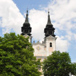 Stock Photo: Pilgrimage church Poestlingberg, Linz, Austria