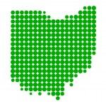 Map of Ohio — Stock Vector #11532683