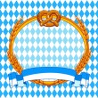 Royalty-Free Stock Obraz wektorowy: Oktoberfest background