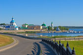 Cheboksary, Chuvash Republic, Russian Federation. — Stock Photo