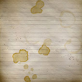 Concept abstract background with dirty coffee stains — Stock Photo