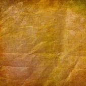 Alienata la carta usata su sfondo oro ornamentale per ann — Foto Stock